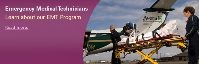 learn about our emt program