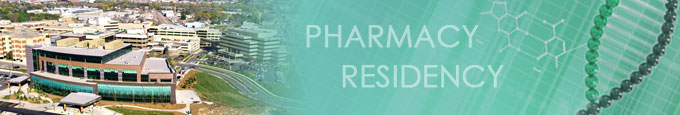 Pharmacy Residency program