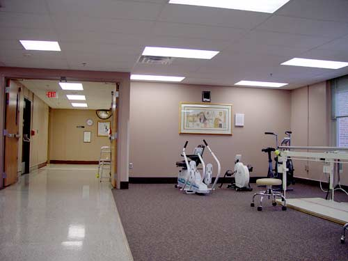 Physical Therapy Gym 1