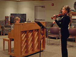 Youth Orchestra at Prince of Peace